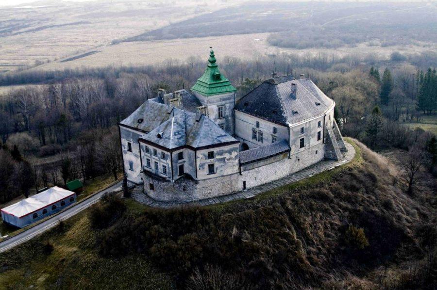 Олеський замок (Олесько, Львівська область)