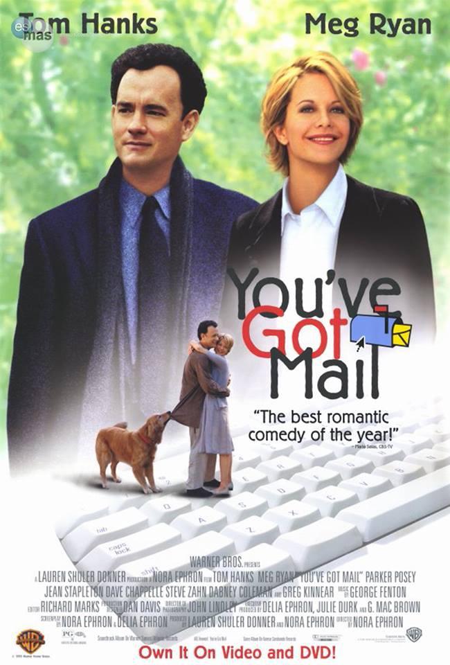 """4.""""Вам лист"""", 1998"""