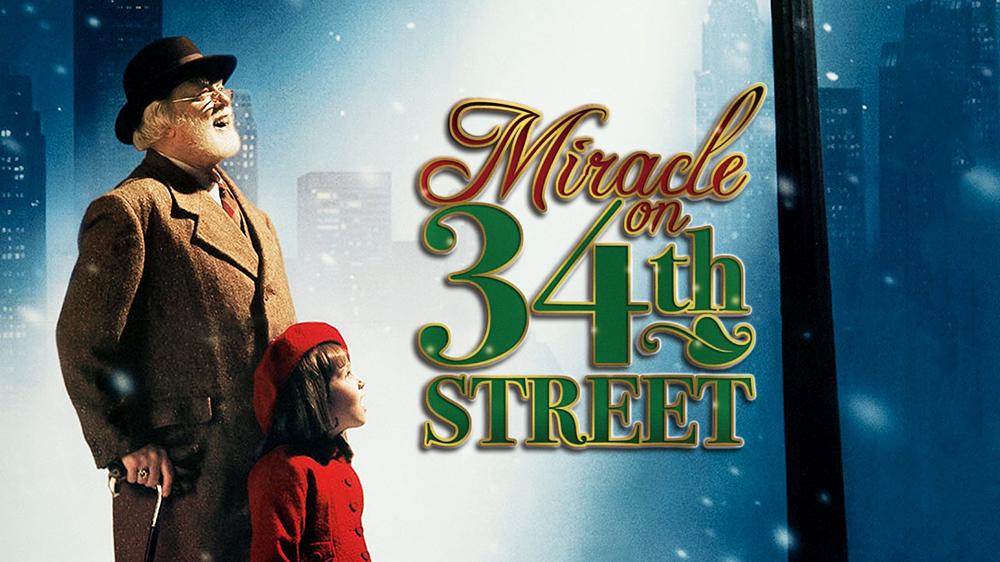 24 грудня – Диво на 34-й вулиці, 1994