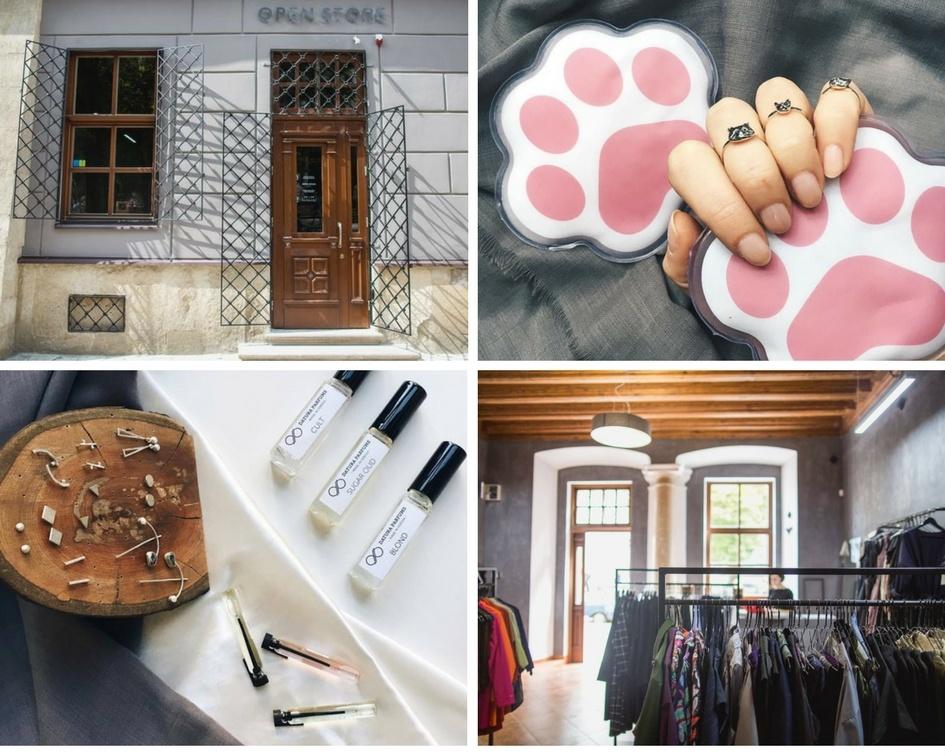 Open Store Lviv