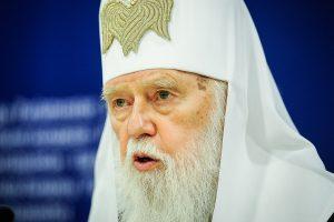 Патріарх Філарет: УПЦ КП ніколи не повернеться до Московського патріархату