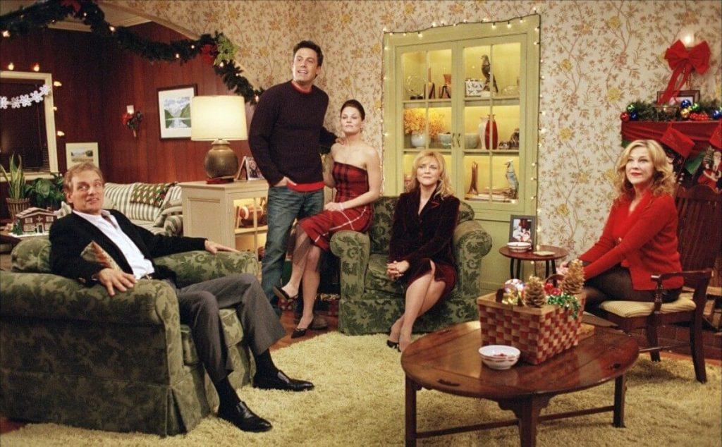 25 грудня – «Пережити Різдво», 2004