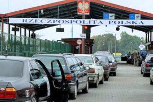 Польща може депортувати українців, які пікетують на кордоні