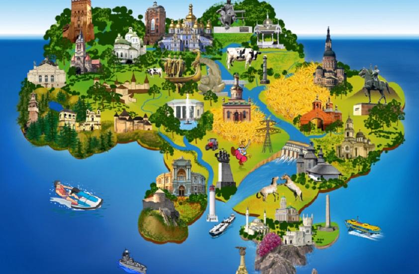 україна панорама