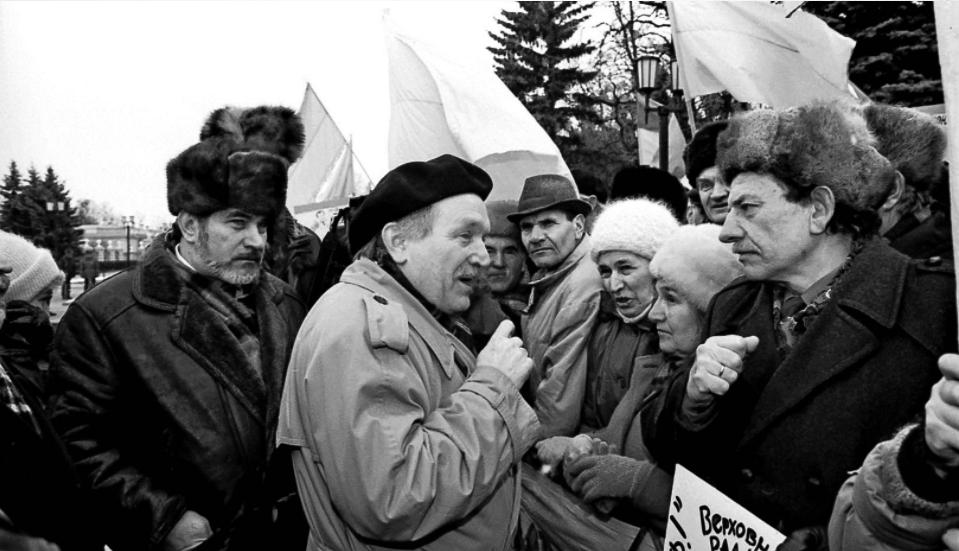 Чорновіл-політик