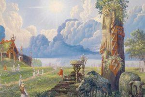 Українська міфологія: у що вірили наші предки?