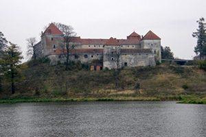Свірзький замок на Львівщині вперше за 50 років відкрили для відвідувачів