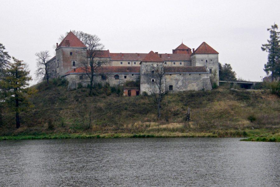 Свірж (Перемишлянський район, Львівська область) Свірзький замок