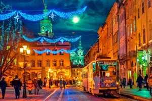 Новий рік та Різдвяні свята у Львові: програма заходів у Львові