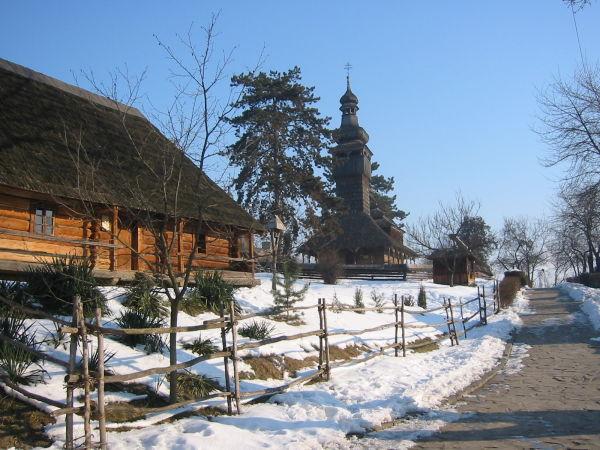 Закарпатський музей народної архітектури ужгород (автор Людмила Шалаева)