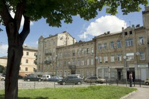 Площа Святого Теодора – одна з найстаріших у Львові