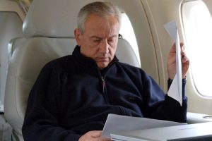 Петра Димінського оголосили в розшук