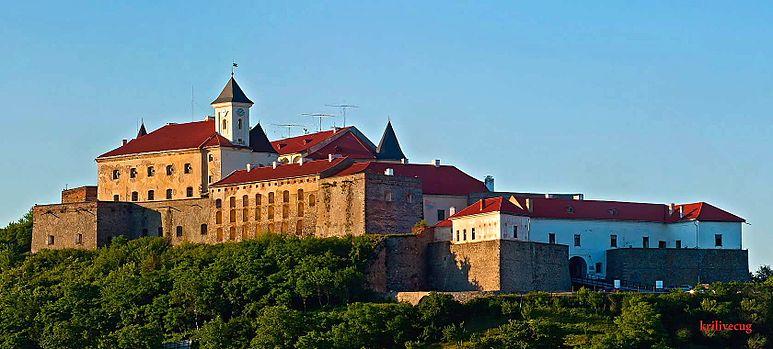 Замок Паланок (Мукачеве, Закарпатська область)