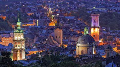 Неймовірно красиве відео Львова