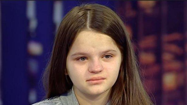 Тетяна Лучишин у вересні народила здорову дівчинку, однак відмовлялась назвати ім'я справжнього батька дитини