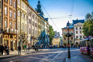 Львів очолив рейтинг 11 кращих міст для подорожей Україною за версією американської телекомпанії