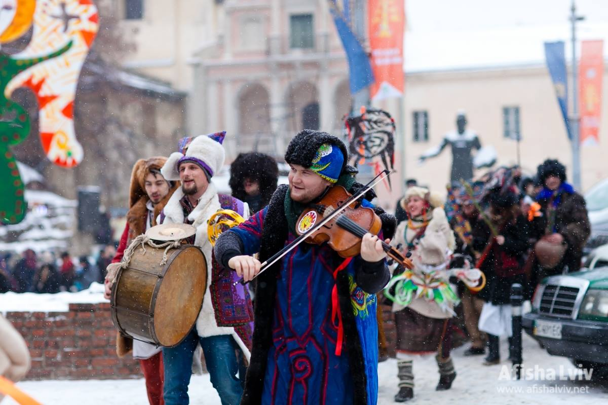 Вертеп у Львові © VisitLviv.net