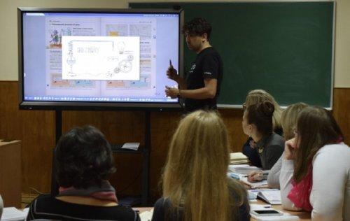 Для львівських шкіл продовжуватимуть закуповувати сучасне обладнання/ Фото «Твоє місто»