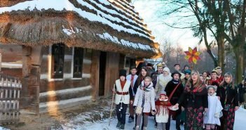 7-9 січня у Шевченківському гаю. «Різдво в Гаю»