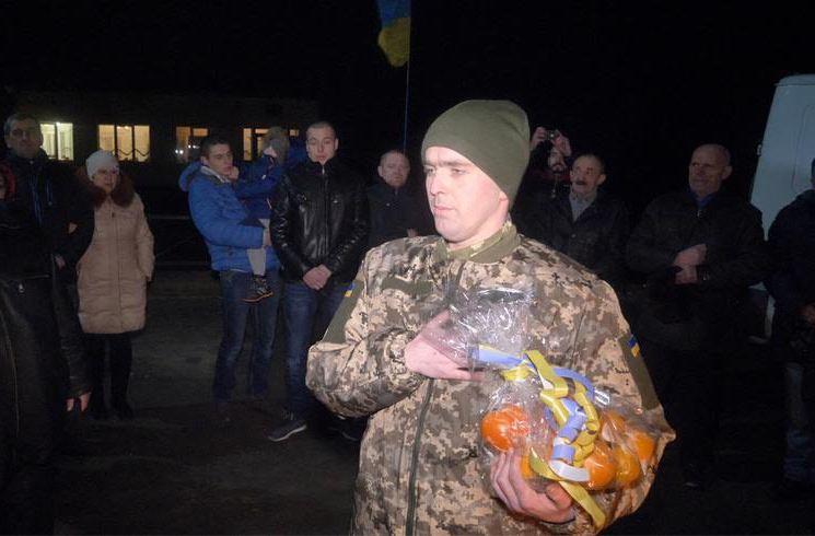 військовий із Львівщини про жахи полону