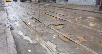 вулиця Замарстинівська ремонт дороги