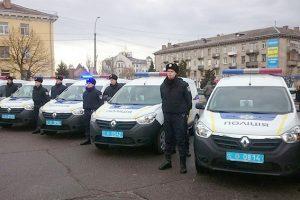 На Львівщині під час свят поліцейські патрулюватимуть поблизу церков