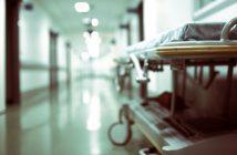 пуста лікарня клініка лікарняне ліжко