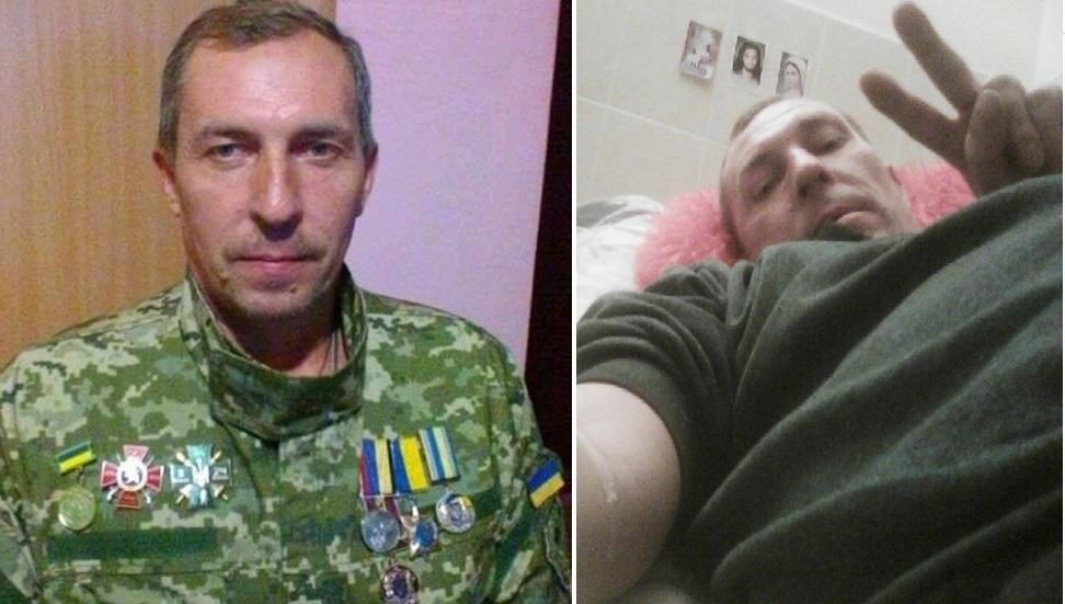 Ветеран АТО та волонтер із Львівщини потребує термінової допомоги.