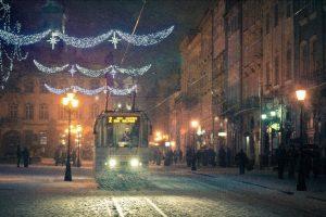 Відеоблогери зняли ролик про зимовий туризм у Львові
