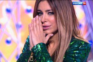 Лорак розплакалась на сцені в Києві (відео)
