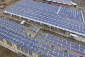 У Львові збудують дахову сонячну електростанцію