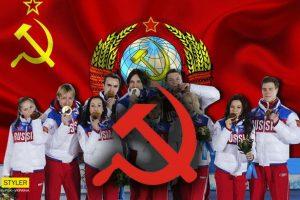 Країни такої немає, але нічого: спортсмени з РФ хочуть приїхати на Олімпіаду з символікою СРСР