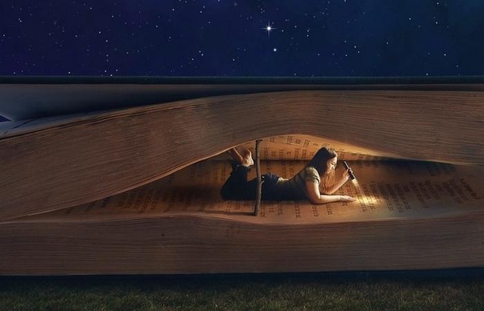 книги ніч