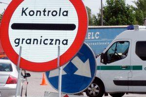 Польща заборонила в'їзд авто з повним баком (відео)