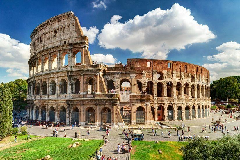 колізей рим італія