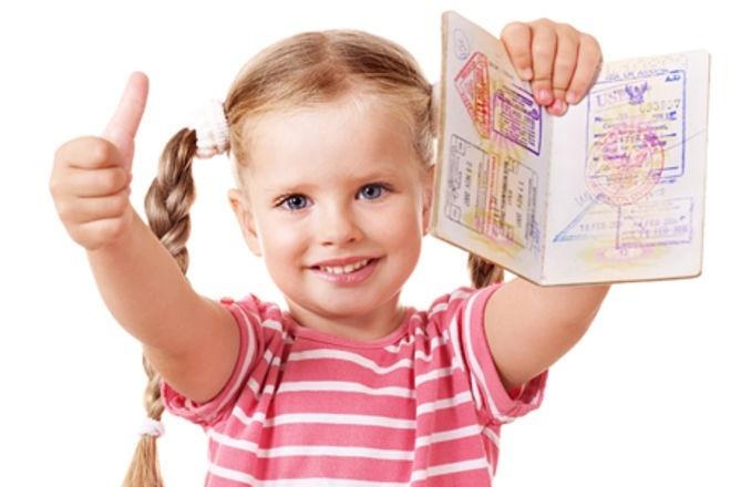 дитячий паспорт