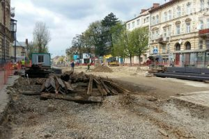 За тиждень відкриють проїзд по ремонтованій ділянці Личаківської