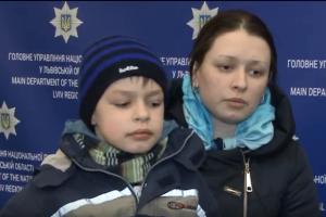 Хлопчика, якого шукали 5 днів на Львівщині, повернули додому