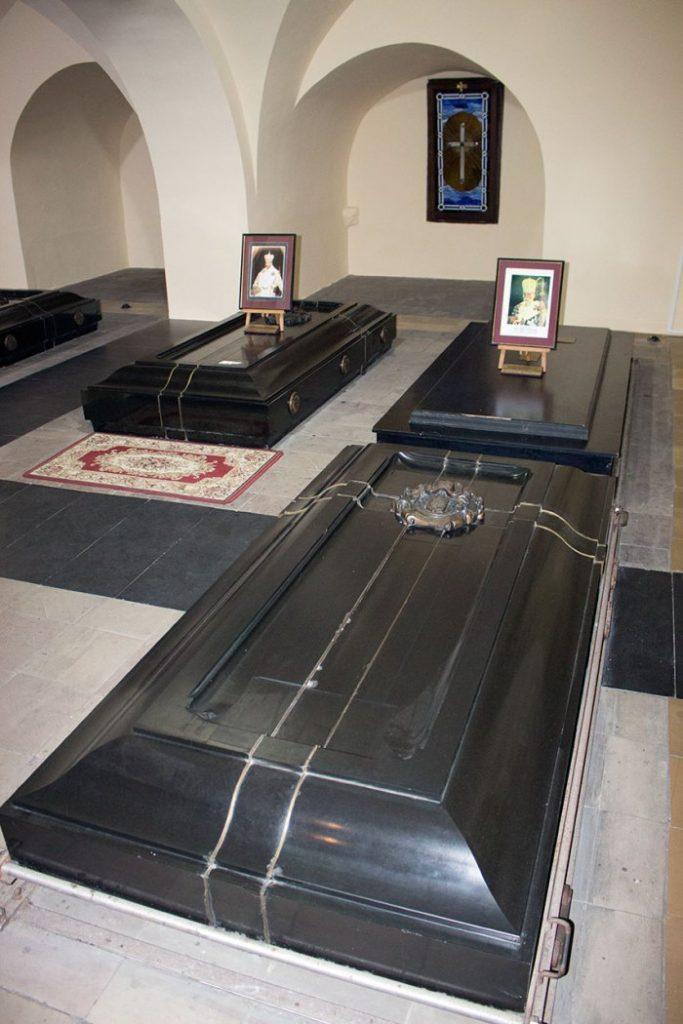 Крипта собору Святого Юра