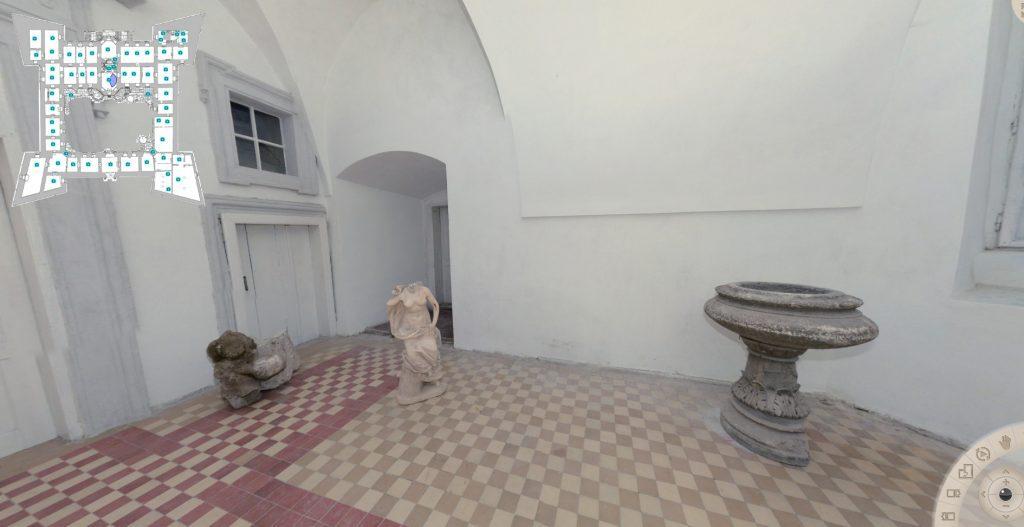 3д модель підгорецького замку