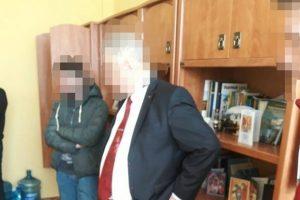 Професора львівського вишу затримали на хабарі (ФОТО)