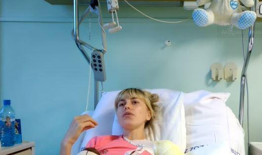 Українка Олена Романенко на заробітках у Польщі втpaтила pуку