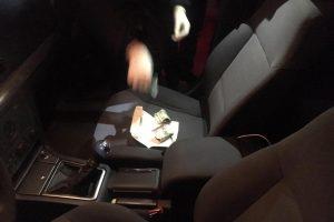 На Львівщині поліцейського впіймали на хабарі