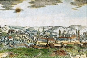 Як бабця Австрія прийшла до Львова
