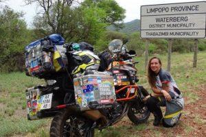 Як українка проїхала на мотоциклі всю Африку. Фоторепортаж