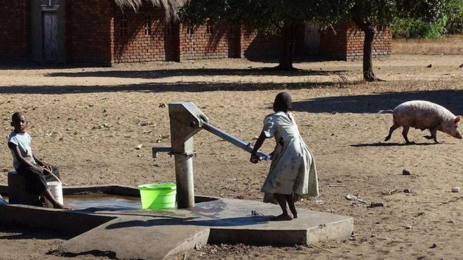 Саліма, Малаві
