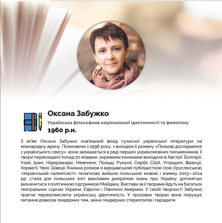 Мультимедійна виставка «26 українців, що змінили історію».