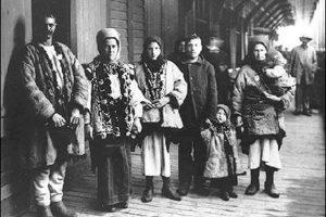 Як перші українці потрапили до Канади