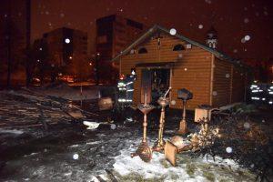 Львівський архієпископ УПЦ МП заявив про зумисний підпал церкви на Сихові