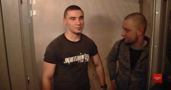 Після оголошення вироку у Львові боєць добробату «ОУН» спробував порізати вени